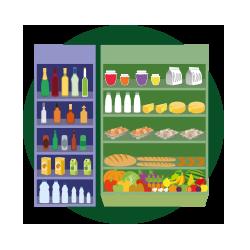 Supermercados en leganés