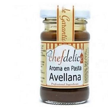 Pasta concentrada Avellana