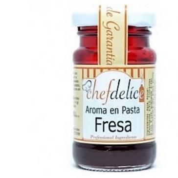 Pasta concentrada Fresa