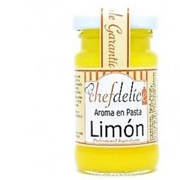 Pasta concentrada Limón
