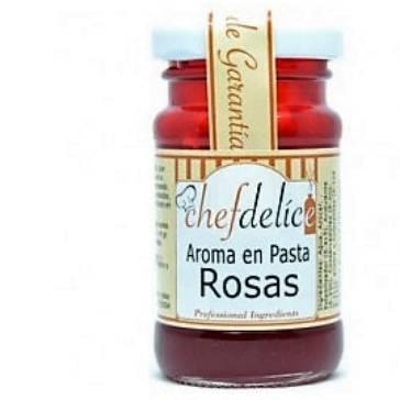 Pasta concentrada Rosas