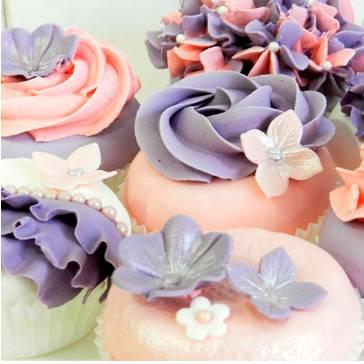 Curso 5 Cupcakes Fondant Leganés