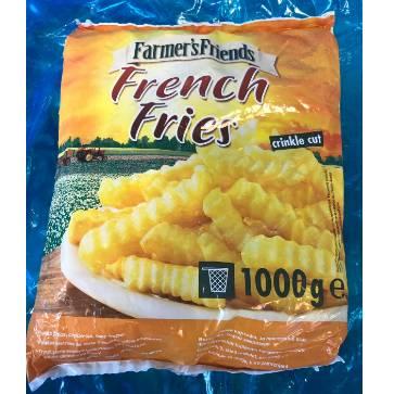 Patatas Rizadas